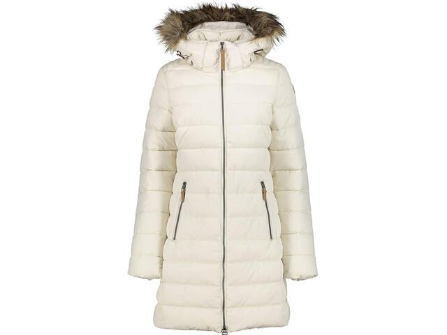 Icepeak Ep Addison Parka Dames, natural white